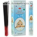 Hem Baby Powder Incense Sticks