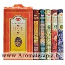 Hem Five Gift Pack Incense Sticks