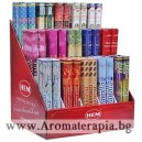 HEM BOUQUET (20 ASSORTED) Incense Sticks