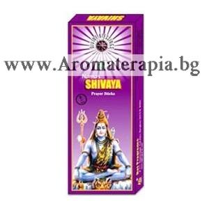 Фън Шуй Ароматни Пръчици - бог Шива (Shiva) Raj Fragrance