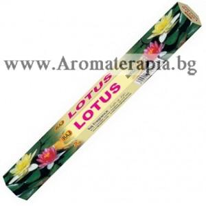 Фън Шуй Ароматни Пръчици - Лотос (Lotus) Raj Fragrance