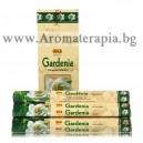 Ароматни Пръчици -  Гардения (Gardenia) Raj Fragrance