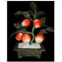 Feng Shui Crystal Apple Tree