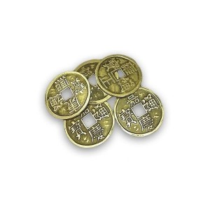 Китайски Фън Шуй Монети (мини)