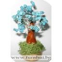 Фън Шуй Дърво на Грижовността (Червен Яспис)