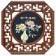 Фън Шуй Картина Датанг - Нефритена Картина - Пион (Божур)