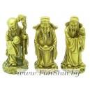 Фън Шуй Тримата Звездни Мъдреци - Малки
