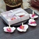 Фън Шуй Свещ - Орхидея