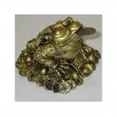 Feng Shui ( Money Frogs ) Three Legged Toad
